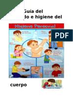 Guía Del Cuidado e Higiene Del Cuerpo Humano