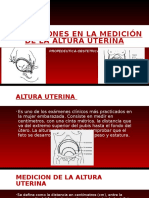 Altura Uterina (1)