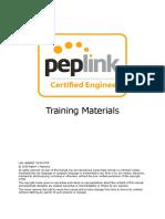Peplink Certified Engineer - Training Program