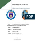 Ejercicios Resueltos de Fundamentos Del Análisis Estructural Kenneth M. Leet – Chia–Ming Uang II Edición Ejercicios 02-06