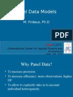 Materi Teknik Data Panel