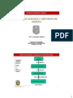 2-1.- Especificaciones y Metodos de Diseño - Para Acero