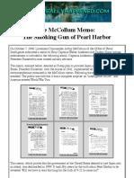 The McCollum Memo- The Smoking Gun of Pearl Harbor-8