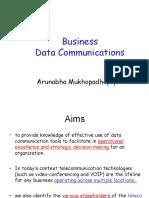 D1 Business Data Communications
