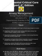 3. Airway Management-FCCS