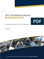 Autoparts Top Markets Report
