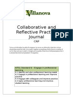 Community Reflective Practices Journal