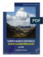 Yacimientos_Magmaticos-Hidrotermal