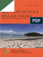 Kepulauan Sula Dalam Angka 2016