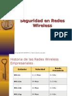 Seguridad Wireless