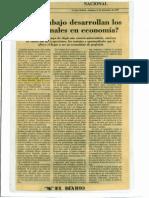 Publicacion El Diario Economistas