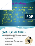psychology-ppt
