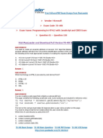 70-480 Exam Dumps with PDF and VCE Download (91-120).pdf