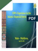 1 Islamic Finance Maldives Presentation 25.4