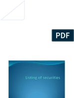 listing of securities.pptx