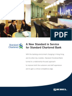 Standard Chartered Bank CRM