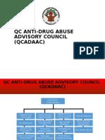 QC QCPD Anti-drug Abuse Advisory Council (QCADAAC)