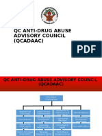QC QCPD Anti-drug Abuse Advisory Council (QCADAAC)