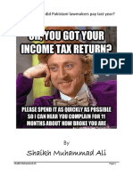 Income Tax Blues