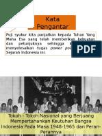 Sejarah indonesia, Tokoh 1948-1965