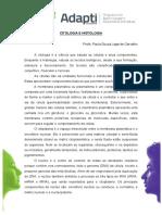 Adapti Anima_Citologia e Histologia