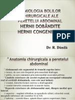 Curs Hernii, Eventratii