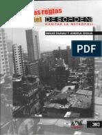 Duhau E. &- Giglia, A. - Las Reglas Del Desorden Habitar La Metropoli
