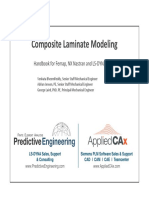 Composite Modeling Handbook for Femap Nx Nastran and Ls-dyna 2015