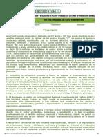 Presentación - X Seminario Manejo y Utilización de Pastos y Forrajes en Sistemas de Producción Animal, 2006