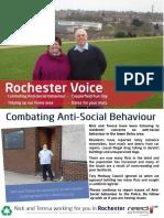 Rochester East Leaflet 2016