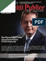 Revista de Achizitii Publice-Iulie-2016