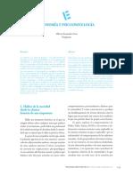 Economía y Psicopatología