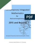work sample maths 1