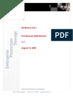 Docu51487 NetBackup 6.5.1 for Windows 2003 Servers 1.1