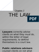 The Law Seitel Chapter 7
