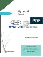 Hyundai Report
