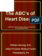 The ABC's of Heart Disease