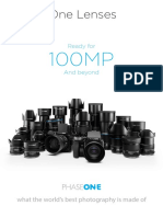 Phase One Lens Overview1