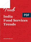Technopak Food Services Trends 2014