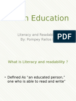 Literacy and readability rallos.pptx