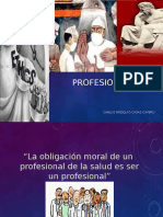 Profesional is Mo