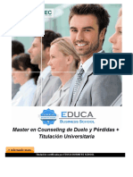 Master Counseling Duelo Perdidas