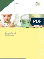 Emulsifiers&Stabilizers