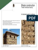 SDC Timber Reinf Masonry Craftsman