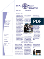 Newsletter August for Mailing