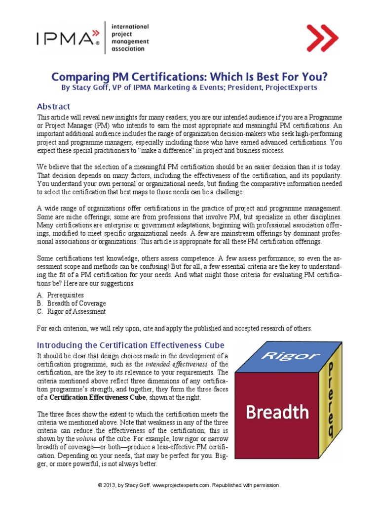 Pm certifications compared professional certification project pm certifications compared professional certification project management 1betcityfo Gallery