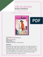 Barbara McMahon - Marido de Alquiler (1)
