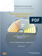 BGCUDG C1 Taller de Habilidades Para Aprendizaje 160211