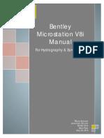 Bently Micro Station v 8 i Manual