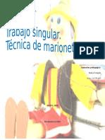 marioneta. MSMS